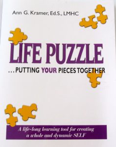 Life Puzzle...putting the pieces together